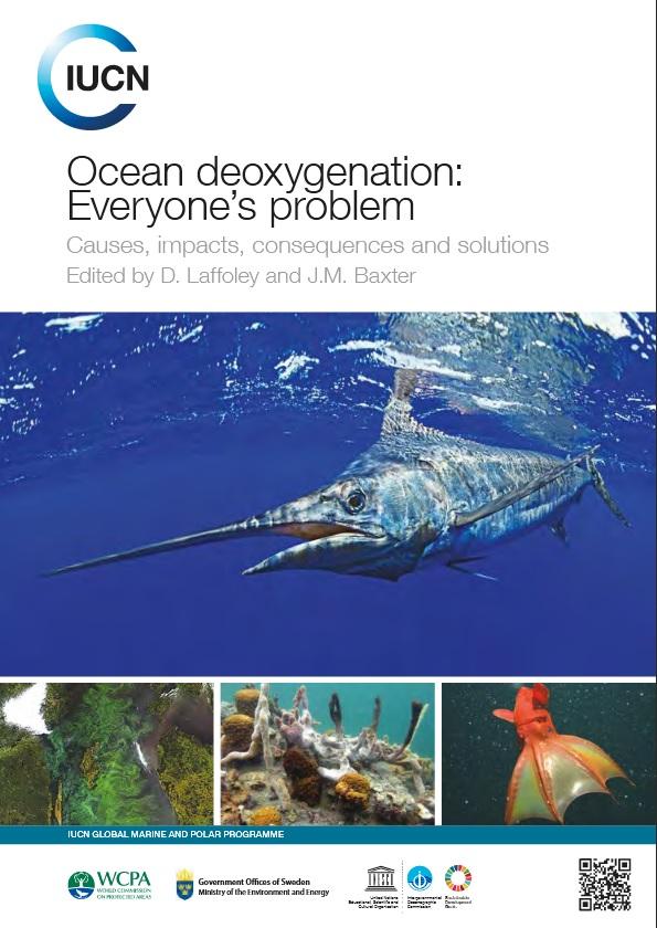 rapport IUCN desoxygenation