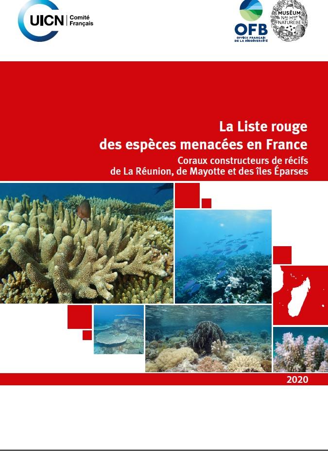 liste rouge coraux
