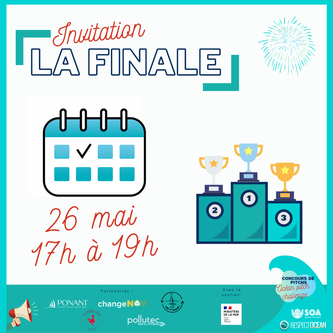 Instagram - Visuel concours pitch invitation newsletter