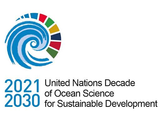 Logo ocean decade